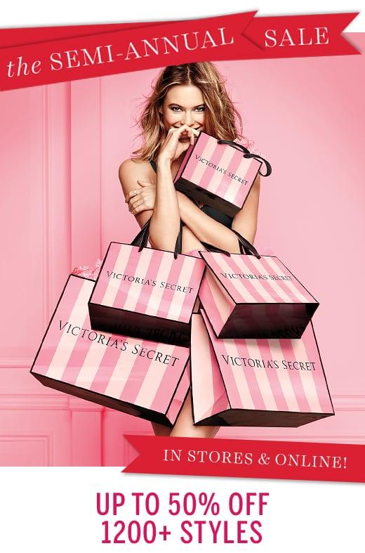 Semi Anual Victoria Secret … aproveitem!!!